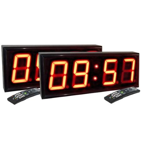 Вторичные цифровые часы