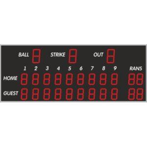 Табло для бейсбола, софтбола