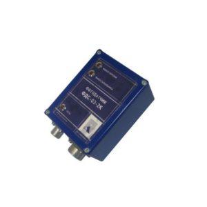 Двухканальный сигнализирующий фотодатчик ФДС-03-2К