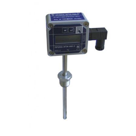 Измерители температуры многофункциональные ПРОМА-ИТМ-МИ; ИТМ-МИ-С штуцерного исполнения