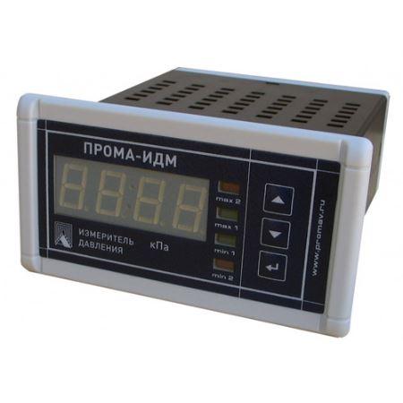 ПРОМА-ИДМ-010 измерители давления со встроенным датчиком щитовое исполнение