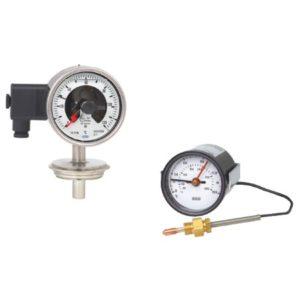 Приборы измерения температуры