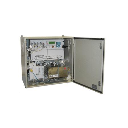 АНКАТ-410 стационарный многокомпонентный газоанализатор промышленных выбросов