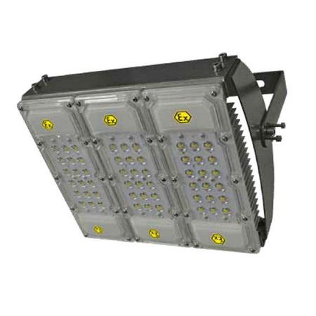 Модульный взрывозащищённый светодиодный светильник ВЭЛАН-36 (2ExnRIIT6)