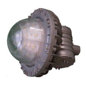Взрывозащищенный светодиодный светильник с аккумулятором серии ВЭЛАН-180 (1ExdIICT6)