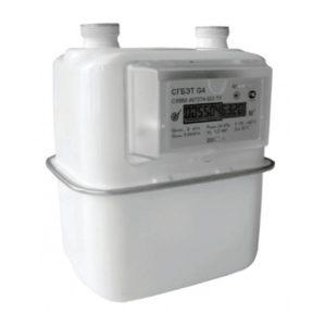 Бытовой счетчик газа наружного применения СГБЭТ G 2,5; G 4