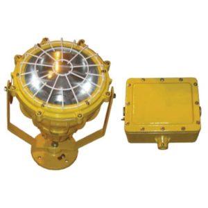 Прожекторы с металлогалогенными лампами из алюминия серии ВАТ51-ПР (1ExdIIBT4 (до 1000Вт))