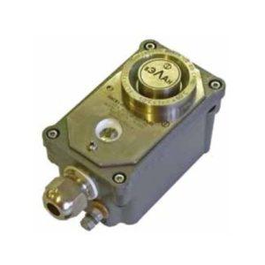Взрывозащищенные посты аварийной сигнализации с пьезокерамическими излучателями и индикаторами высокой яркости cерии ПАСВ-1-П