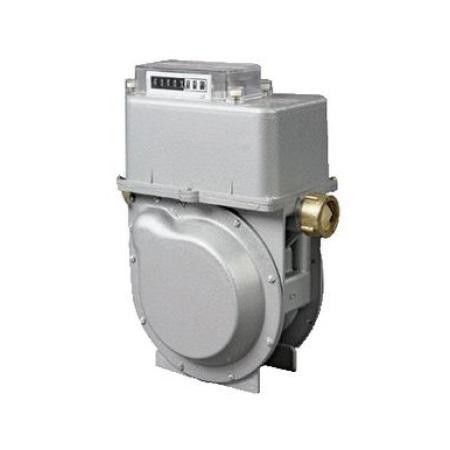 Бытовой счетчик газа с горизонтальным подключением СГБ G 2,5-1; G 4-1