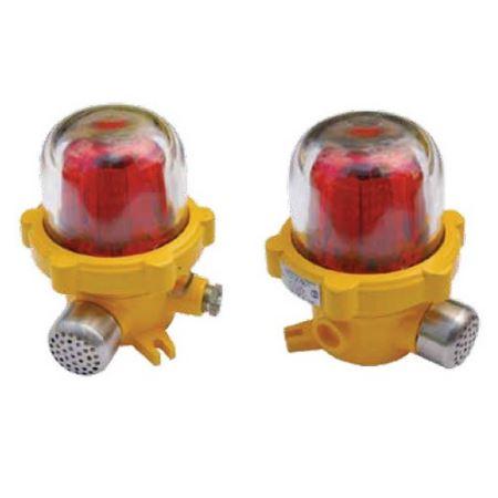 Посты сигнализации световые и звуковые, светофоры
