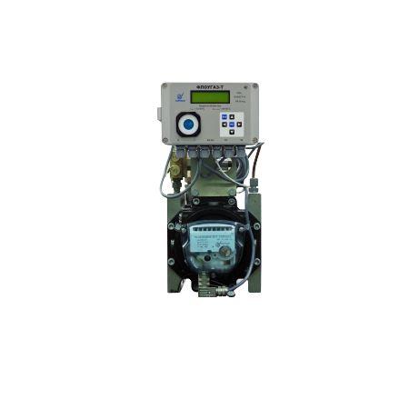 КИ-СТГ-РС-Ф1 Комплекс на базе ротационного счетчика ротационный счетчик РСГ Сигнал с корректором Флоугаз-Т