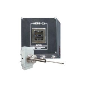 Кислородомер АКВТ-03 стационарный газоанализатор оптимизации режимов горения