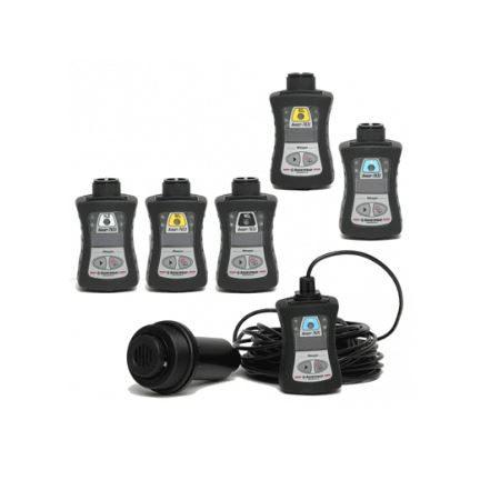 Переносной газоанализатор кислорода или токсичных газов АНКАТ-7631Микро