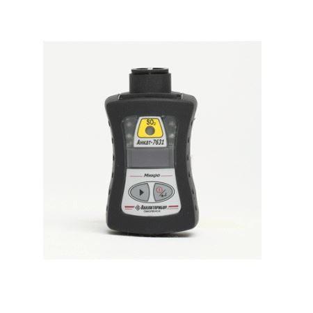 Переносной газоанализатор кислорода или токсичных газов АНКАТ-7631Микро-SО2
