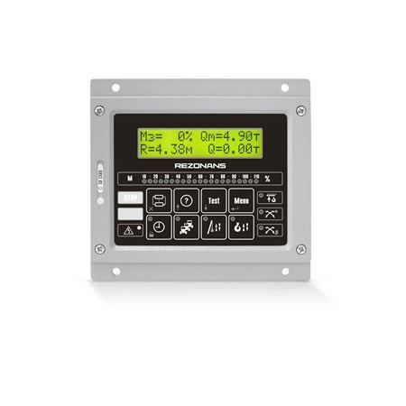 Прибор безопасности АЗК-110 для трубоукладчика