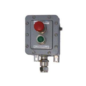Посты взрывозащищенные кнопочные cерии ПВКА-ВЭЛ из алюминия (1ExdIIBT6)