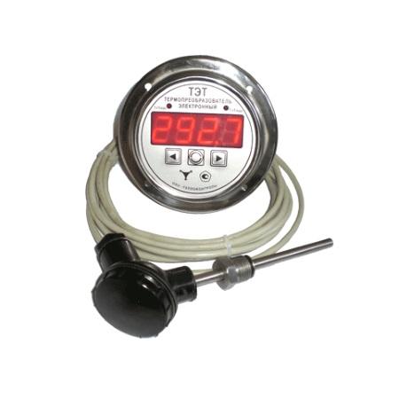 Термопреобразователь электронный ТЭТ (измеритель-регулятор-регистратор)