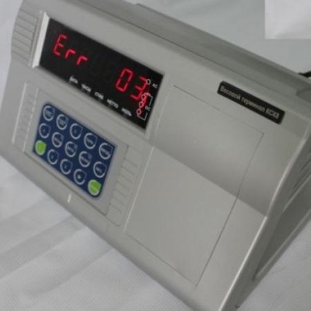 Весовой индикатор КСК8