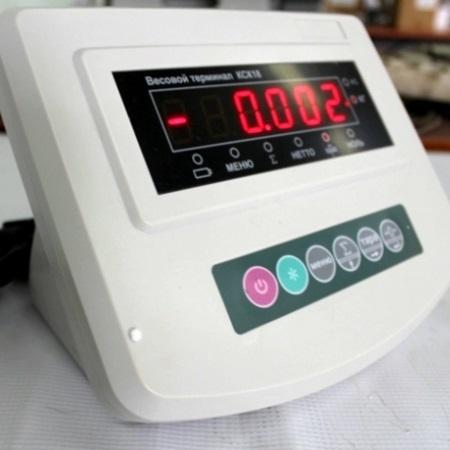 Весовой индикатор КСК18