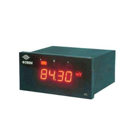 Вольтметр щитовой цифровой Ф296МВ
