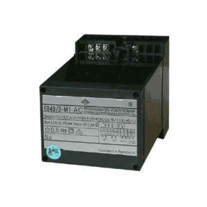 Измерительные преобразователи активной и реактивной мощности трехфазного тока Е849-М1