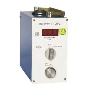 Прибор для приготовления газовоздушных смесей (одориметр) ОО-3
