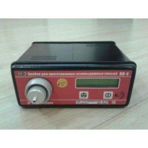 Прибор для приготовления газовоздушных смесей (одориметр) ОО-4 (2)