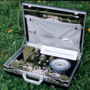 Комплект метеорологический полевой КМП