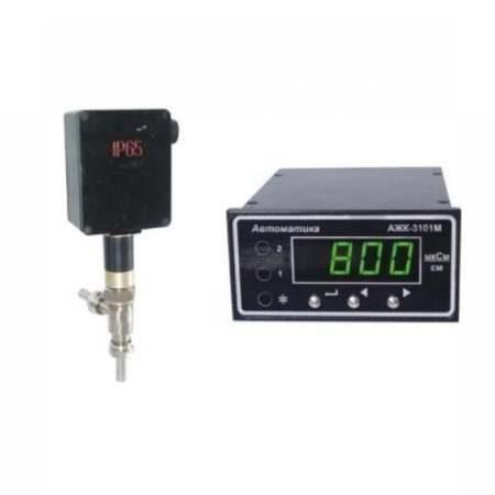 Кондуктометр-концентратомер анализатор жидкости кондуктометрический АЖК-3101М