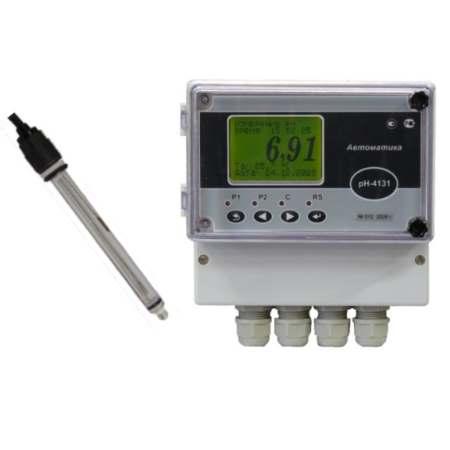 Промышленный рН-метр pH-4131