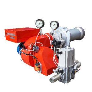 Горелка блочная газовая ГБГ-2,5 контроллером подключения к компьютеру