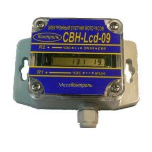 Счетчик времени наработки СВН-Lcd-09
