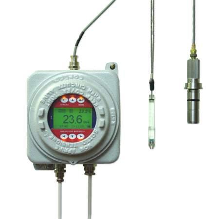 АВП-11Г анализатор водорода стационарный взрывозащищенный
