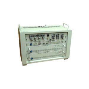 Аппаратура станционной двухсторонней парковой связи с цифровой коммутацией для малых станций СДПС-Ц2