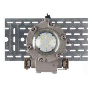 Взрывозащищенный светодиодный светильник НПП 25 100 СД 15 ВТ