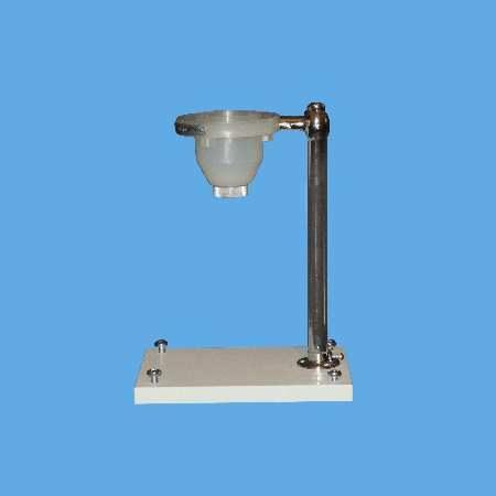 Вискозиметр ВЗ-246 на штативе с анодированной алюминиевой воронкой