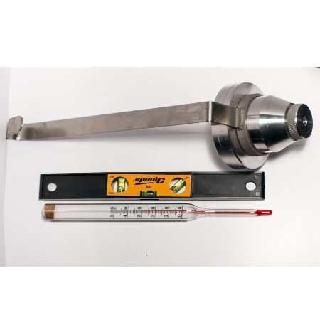 Вискозиметр ВЗ-246 погружной с анодированной алюминиевой воронкой