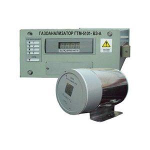 ГТМ-5101ВЗ-А газоанализаторы кислорода стационарные взрывозащищенные в атомном исполнении