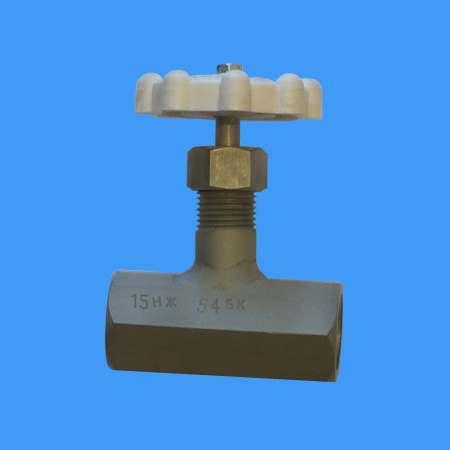 Клапан запорный 15нж54бк, резьба 1/2 дюйма
