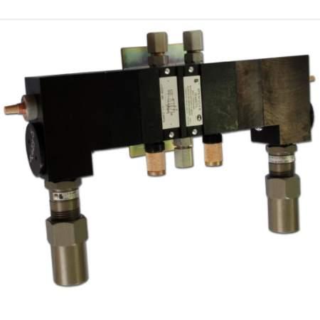 Клапан распределительный взрывозащищенный КРВ-М-5 2-B