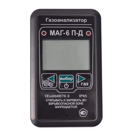 МАГ-6-П-Д газоанализаторы портативные
