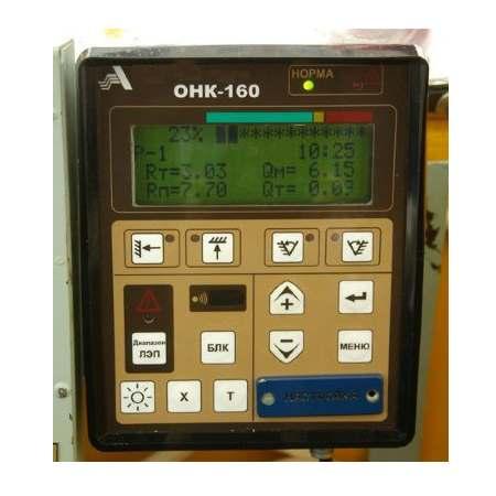 Ограничители нагрузки для стреловых кранов ОНК-160С