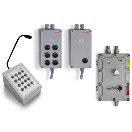 Переговорное устройство Tema-M61.25-ex65