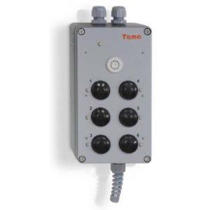 Переговорное устройство Tema-M61.25-m65