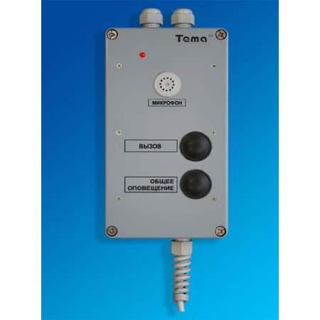 Прибор громкоговорящей связи Tema-A11.24-m65