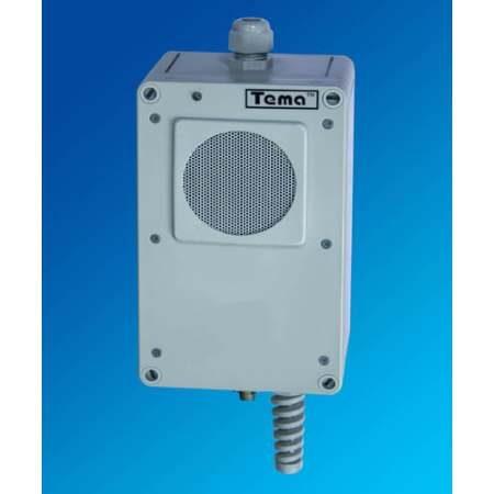 Прибор громкоговорящей связи Tema-A12.10-p65