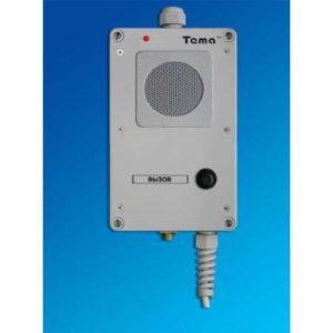 Прибор громкоговорящей связи Tema-A12.14-p65