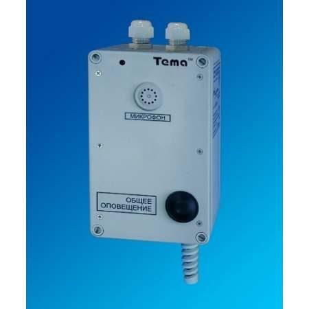 Прибор громкоговорящей связи Tema-AC11.20-p65