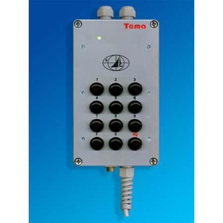 Прибор громкоговорящей связи Tema-E11.12-m65