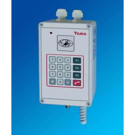 Прибор громкоговорящей связи Tema-E11.12-p65